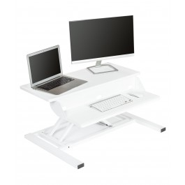 Airrise Pro Adjustable Height Standing Desk Stand Up