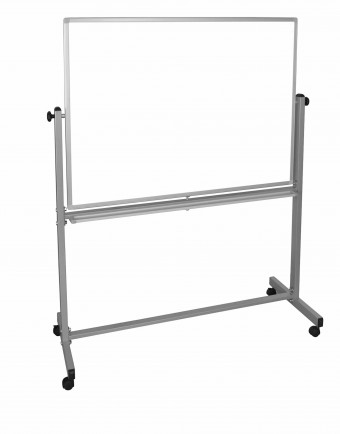 Mobile Vertical White Board - Medium