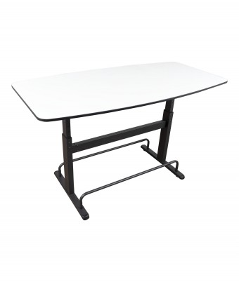 """72"""" Fixed Height Standing Conference Table / Meeting Table"""