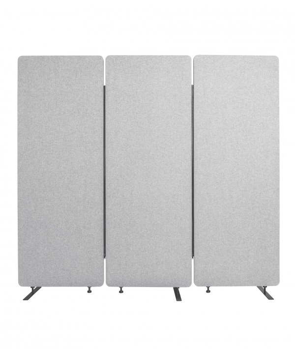 ReFocus Acoustic Room Dividers Stand Up Desk Store