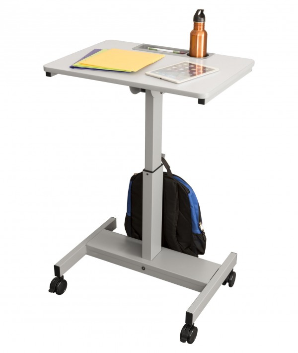 Crank Adjustable Height Student Desk Stand Up Desk Store