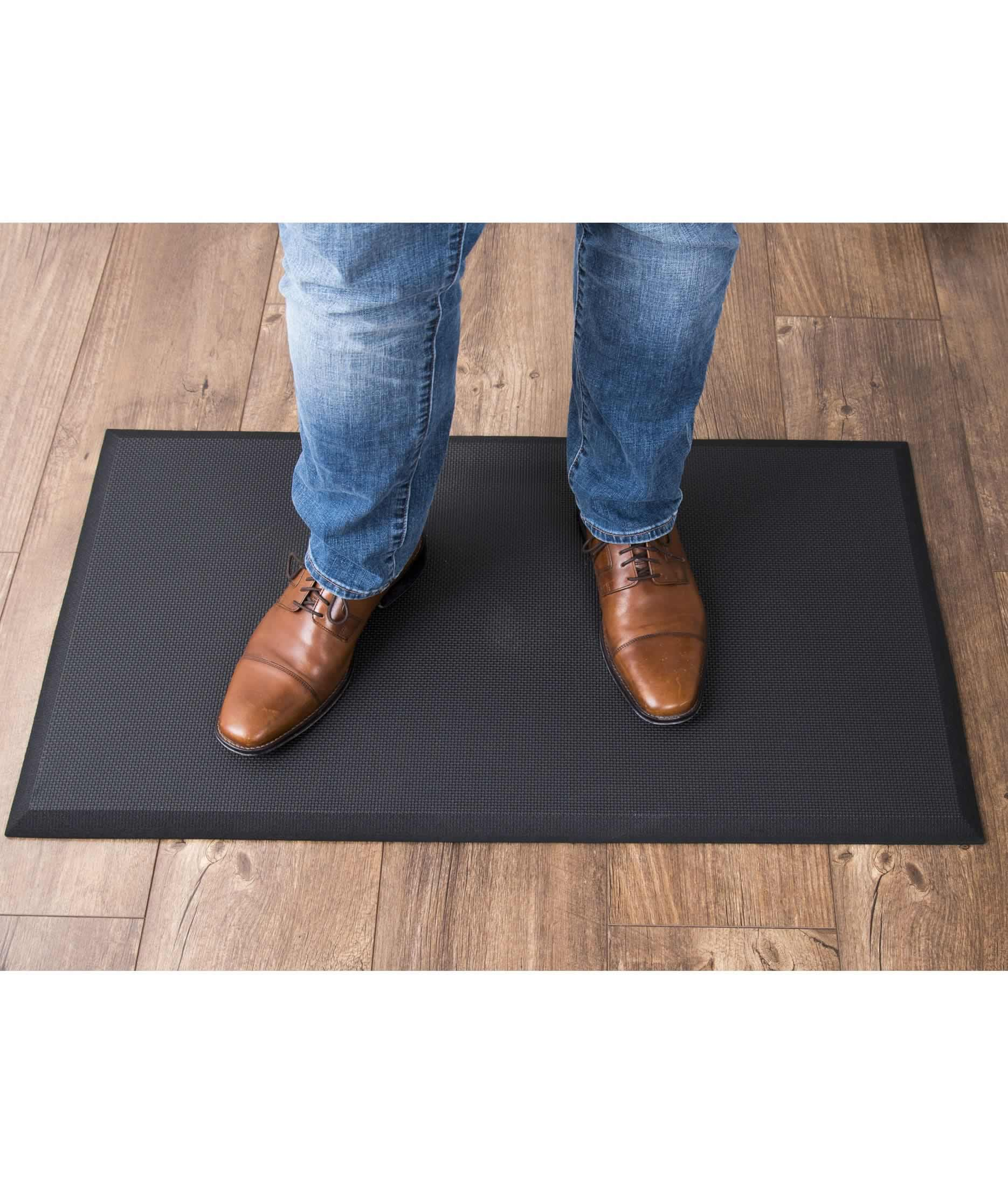 desk best standing ergonomic of up stand mercial mat floor